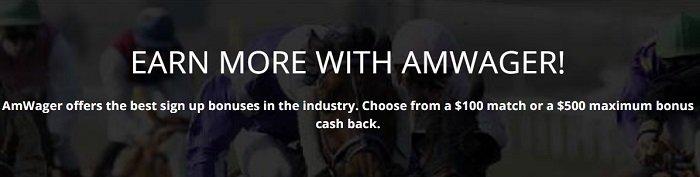 AmWager Bonus