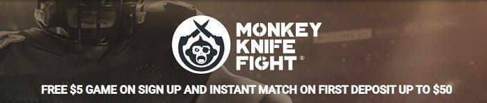 Monkey Knife Fight Maryland