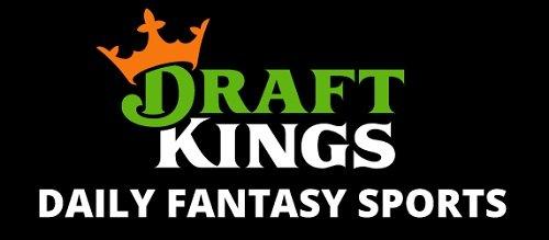 Draftkings DFS black logo