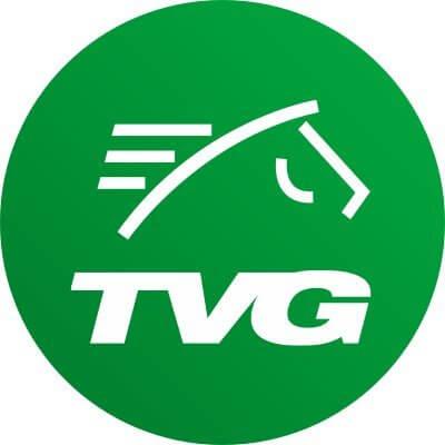 TVG green logo