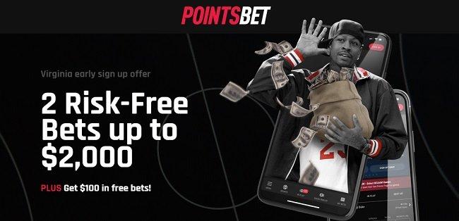 PointsBet Bonus